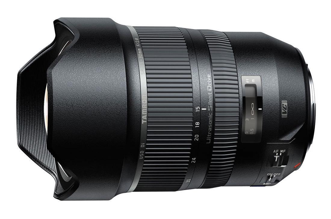 TAMRON SP 15-30mm F2.8 Di VC USD