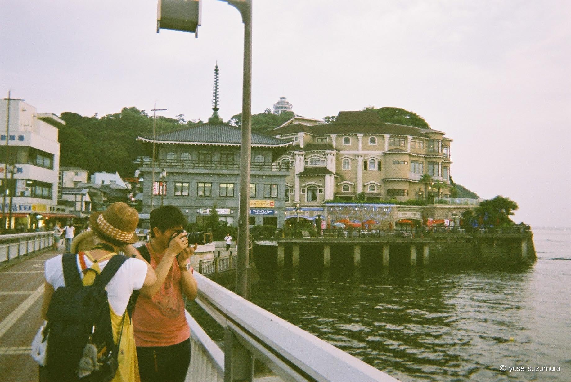 写ルンです 江ノ島 高感度