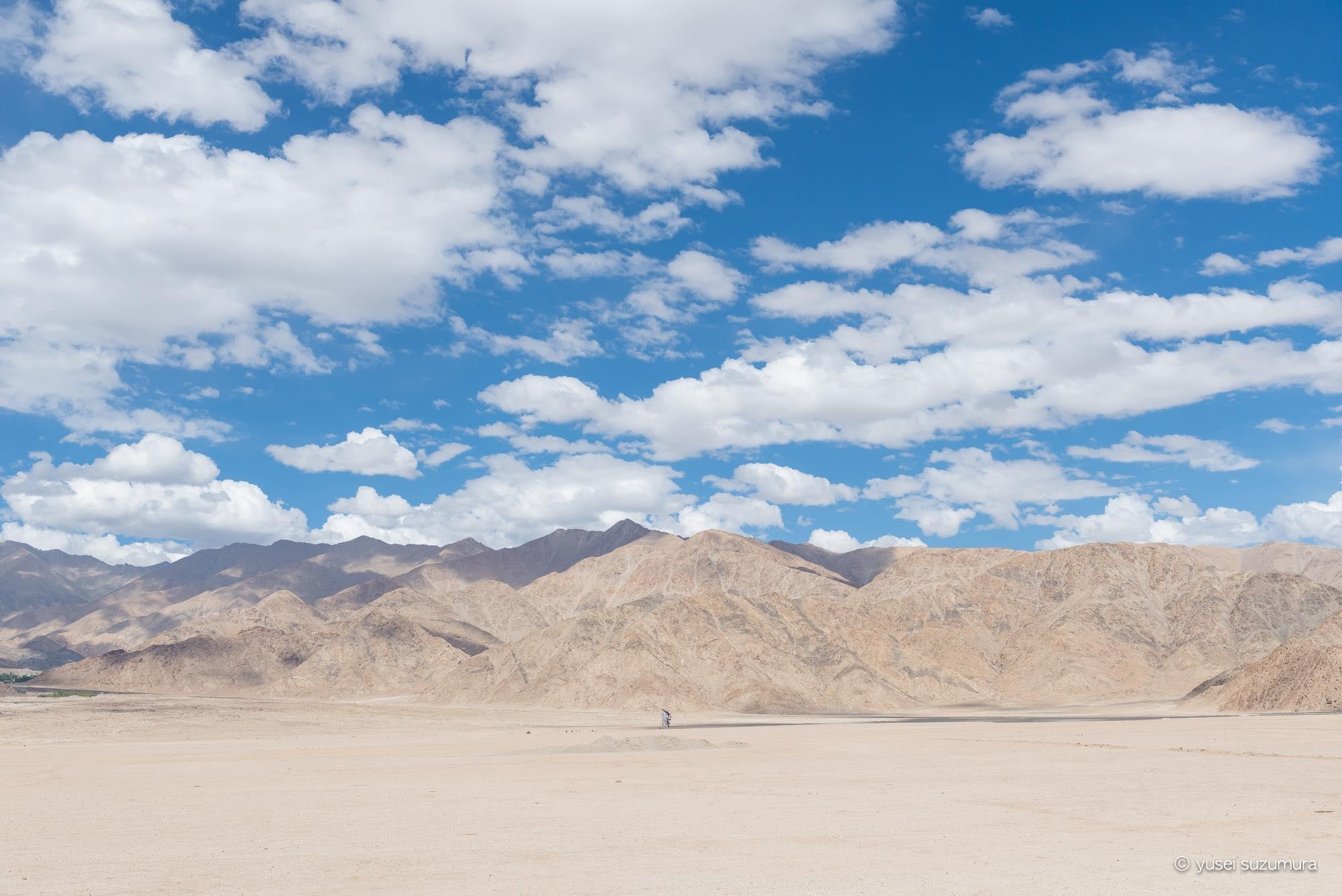 ラダック 月の砂漠