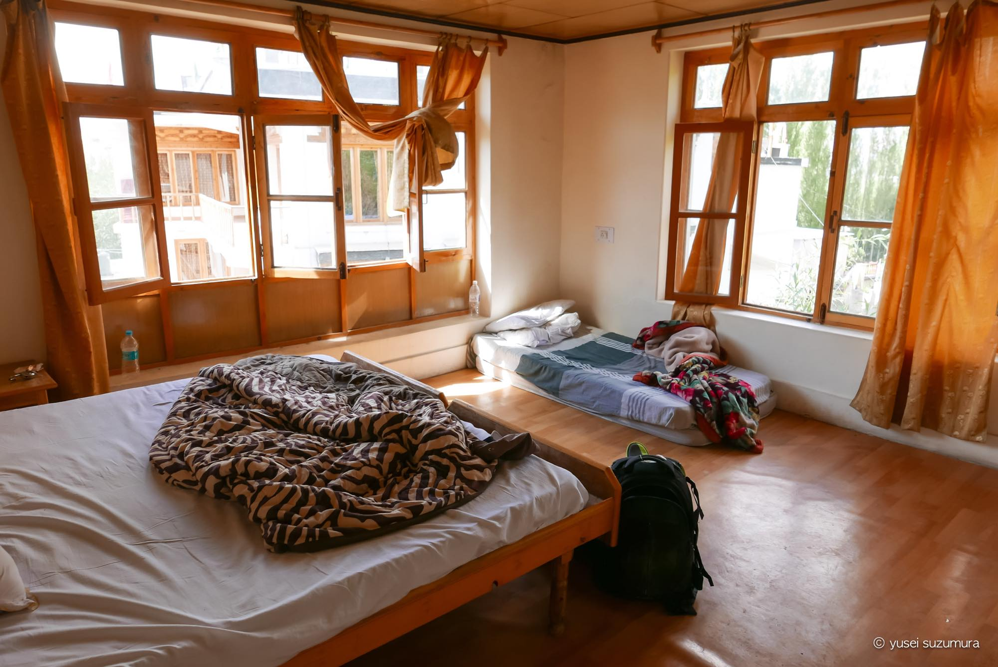 BROAD VIEW GUESTHOUSE 室内