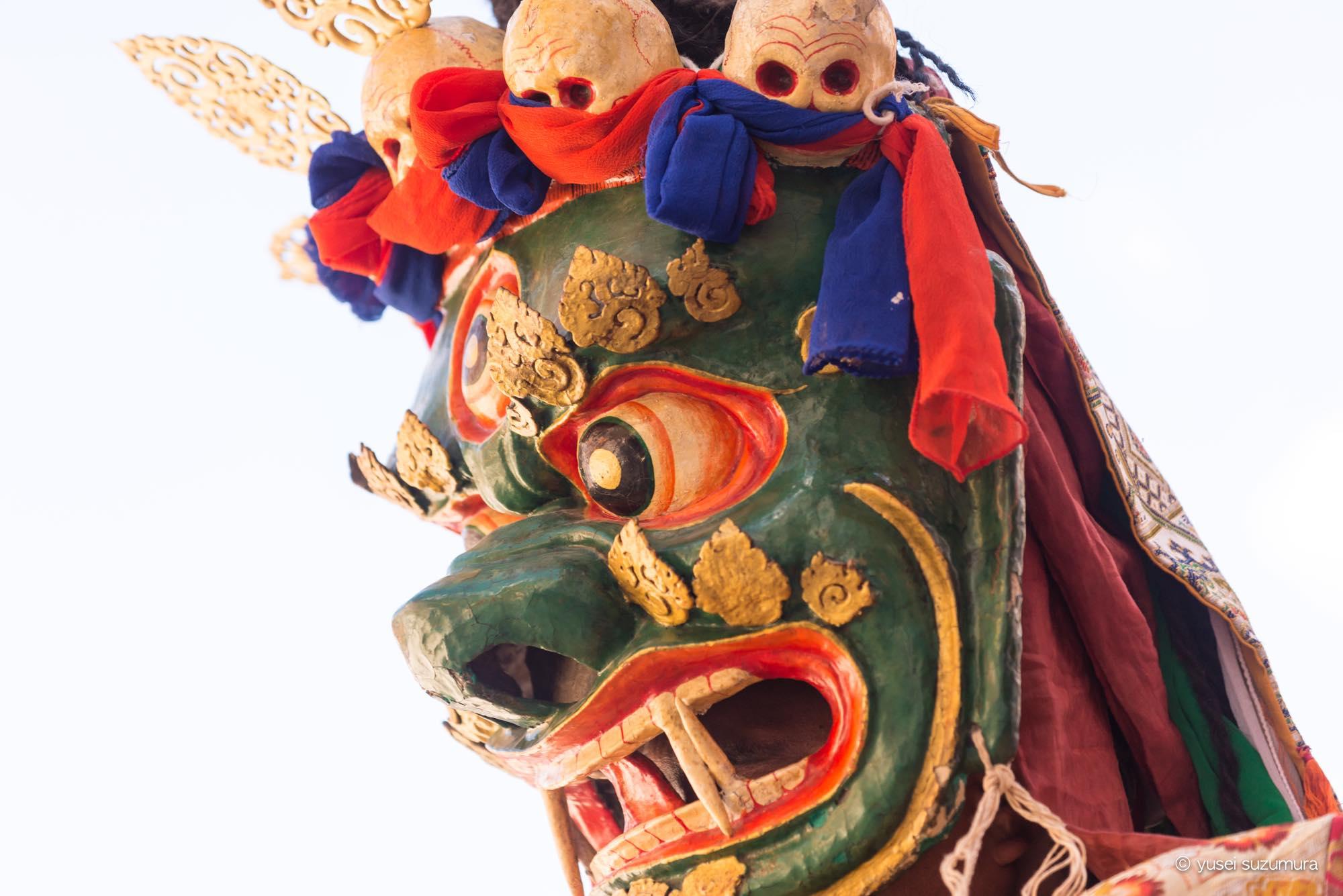 ピャンツェドゥプでラダックのお祭りを堪能!!