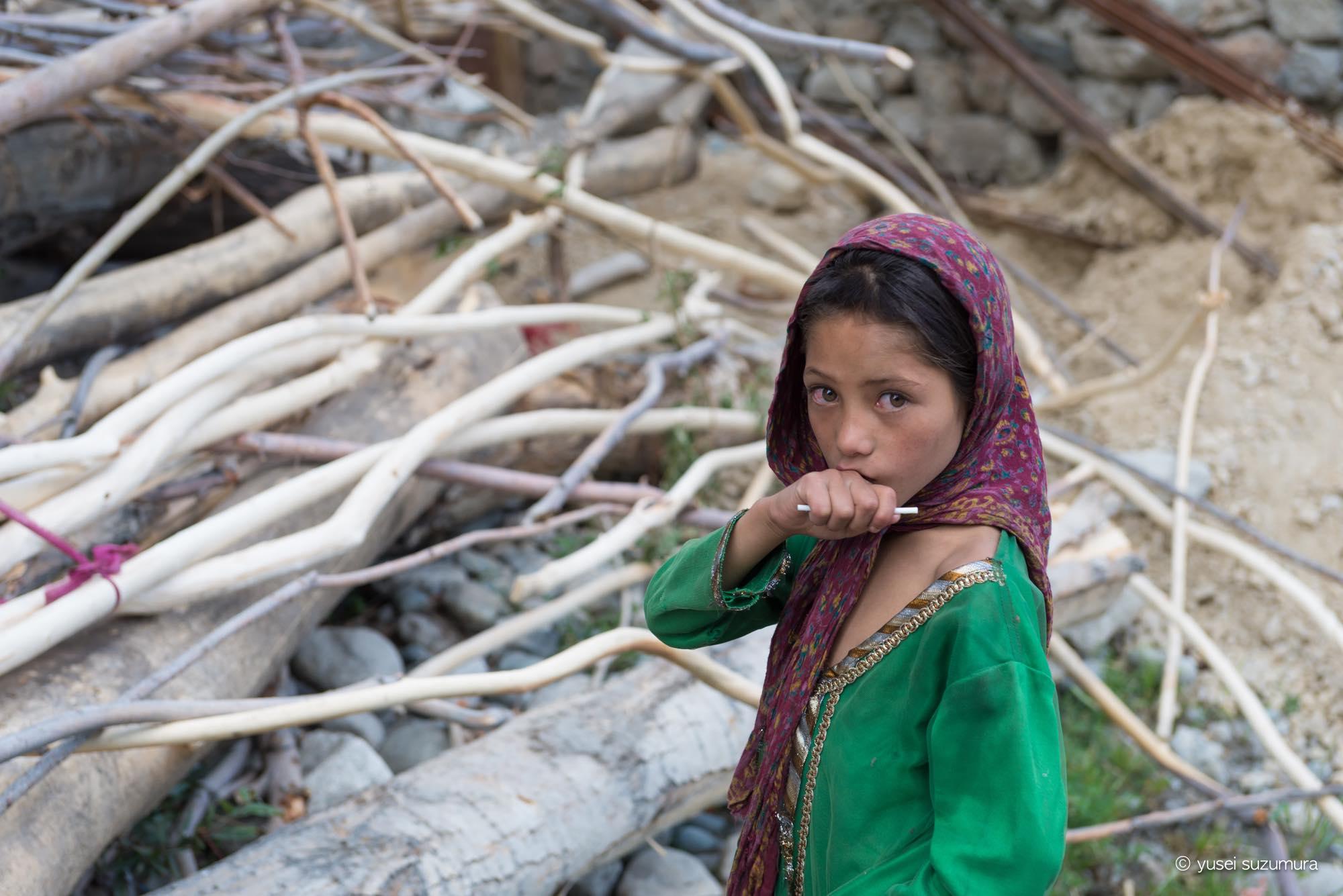 トゥルトゥク パキスタン