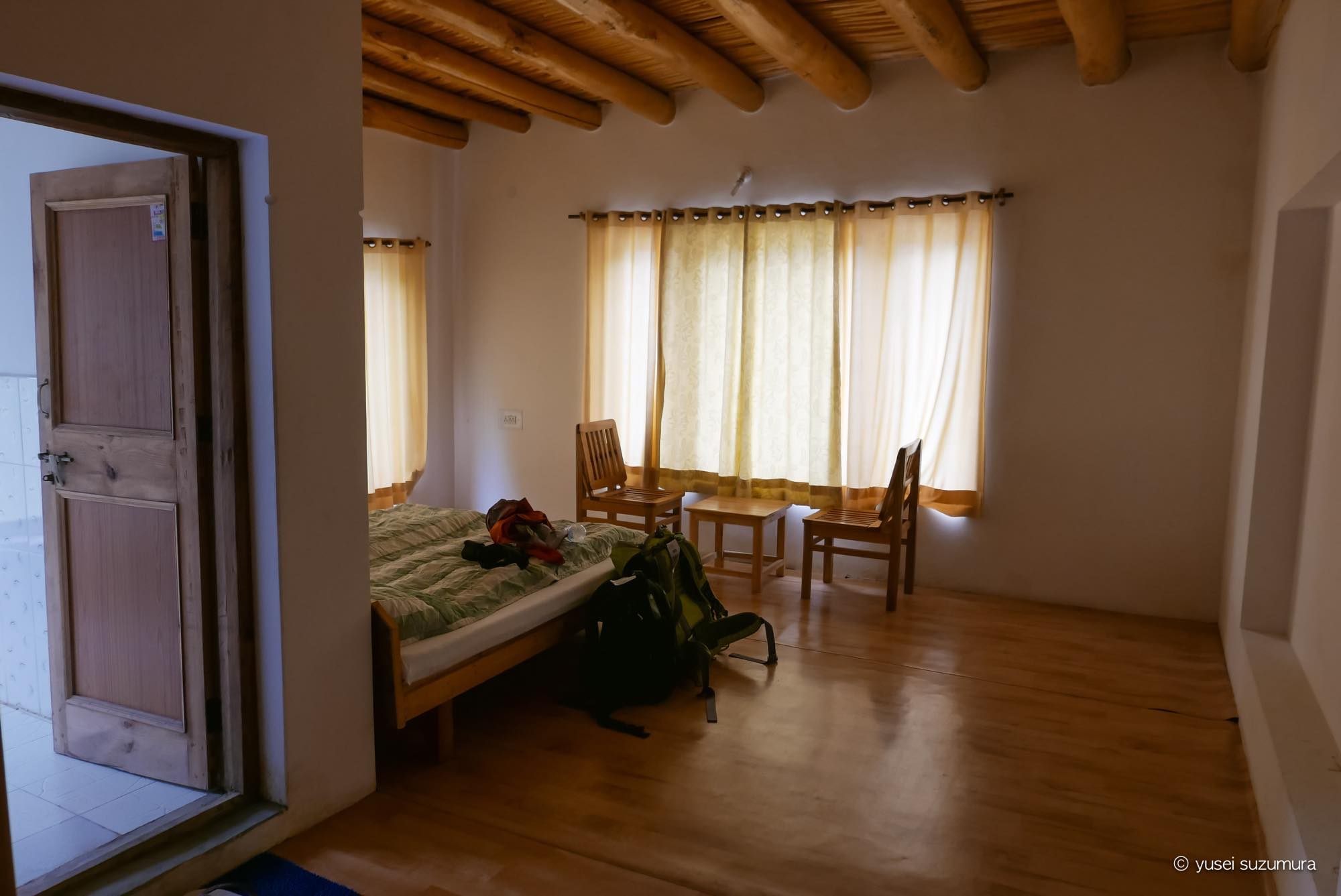 SAND DUNE VIEW GUESTHOUSE 室内