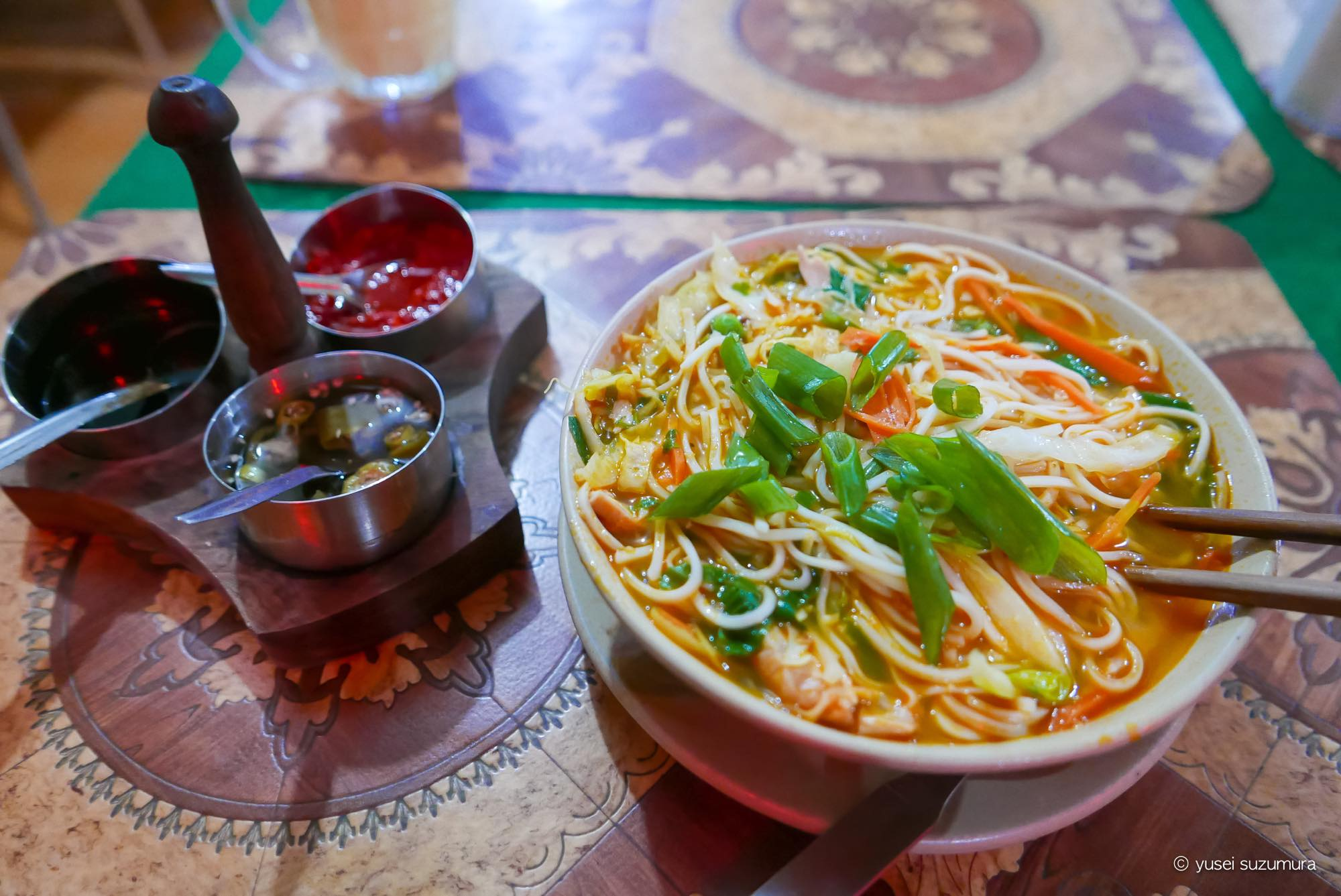 ラマユルレストラン トゥクパ