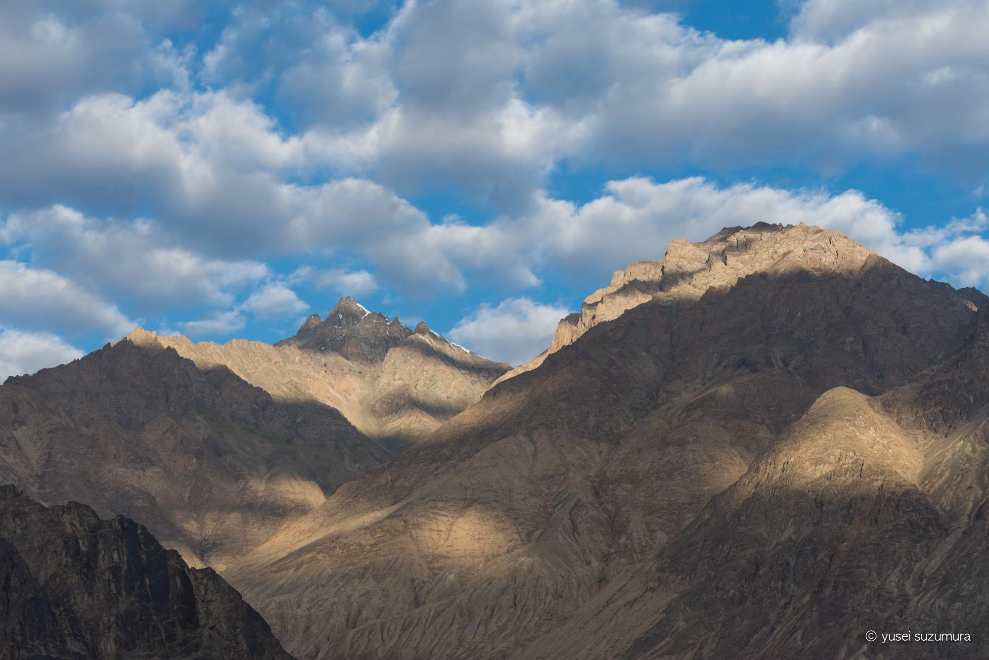 ヌブラ フンダル 山岳