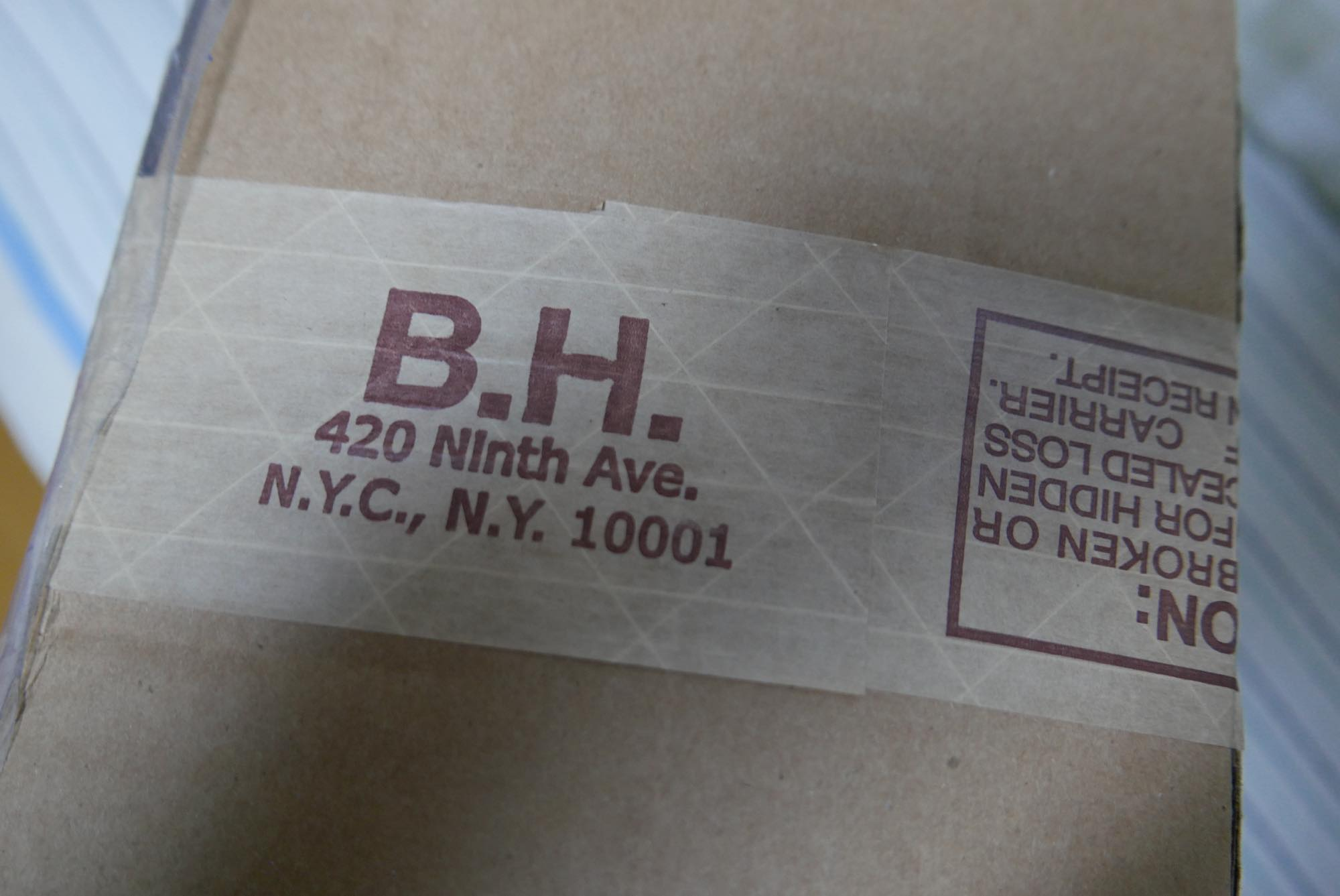 B&H 購入