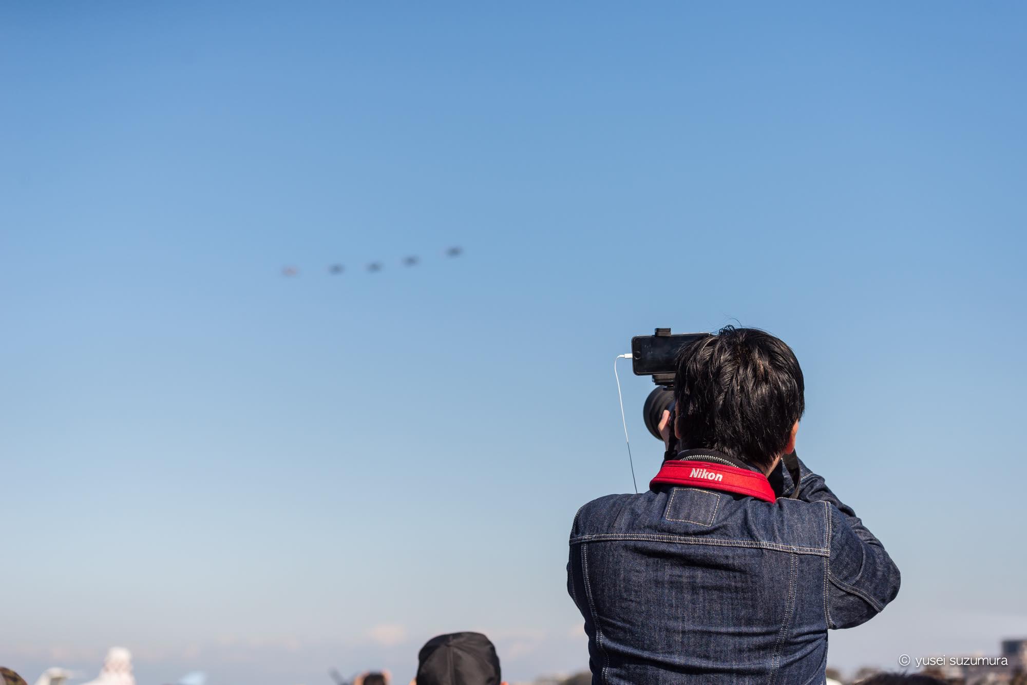 入間基地航空祭 カメラマン