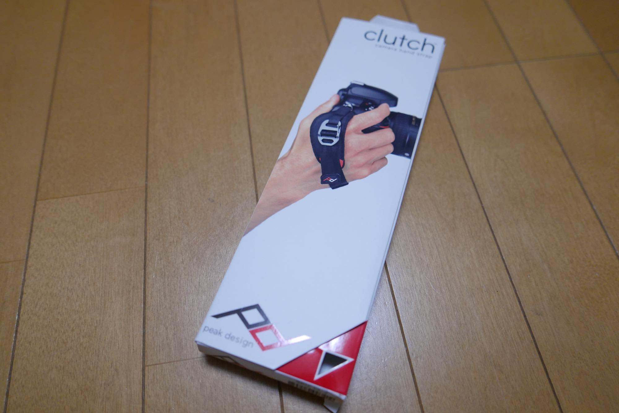 peakdesign clutch 外箱