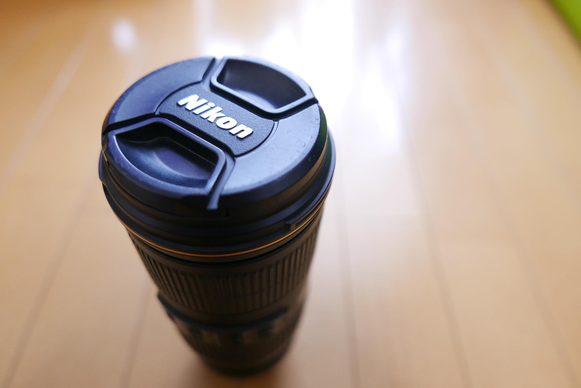 70-200mm f/4G ED VR売却。君に悪いところはどこもなかったよ。
