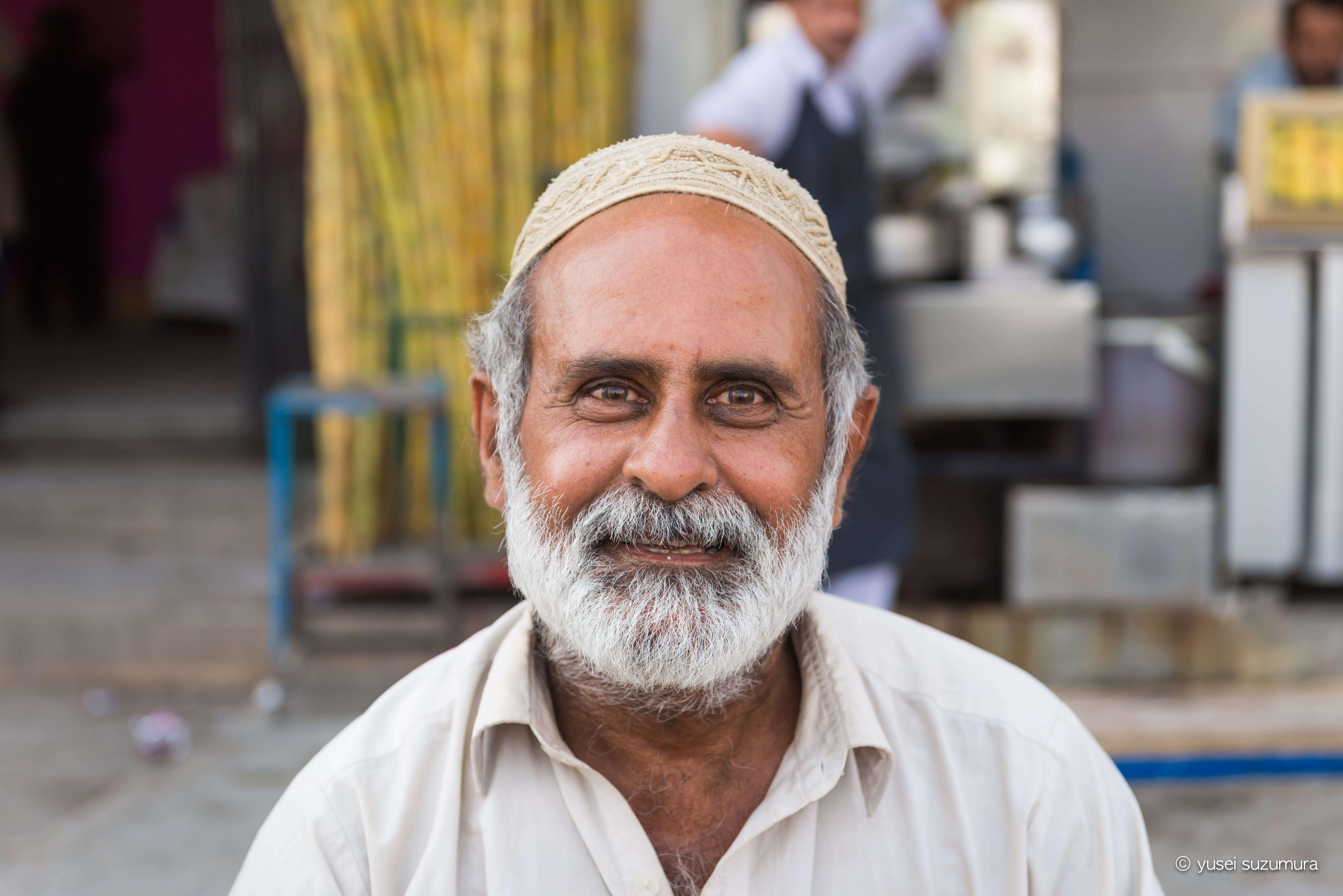 ついにイスラマバードへ。とても親切なインドって感じです。