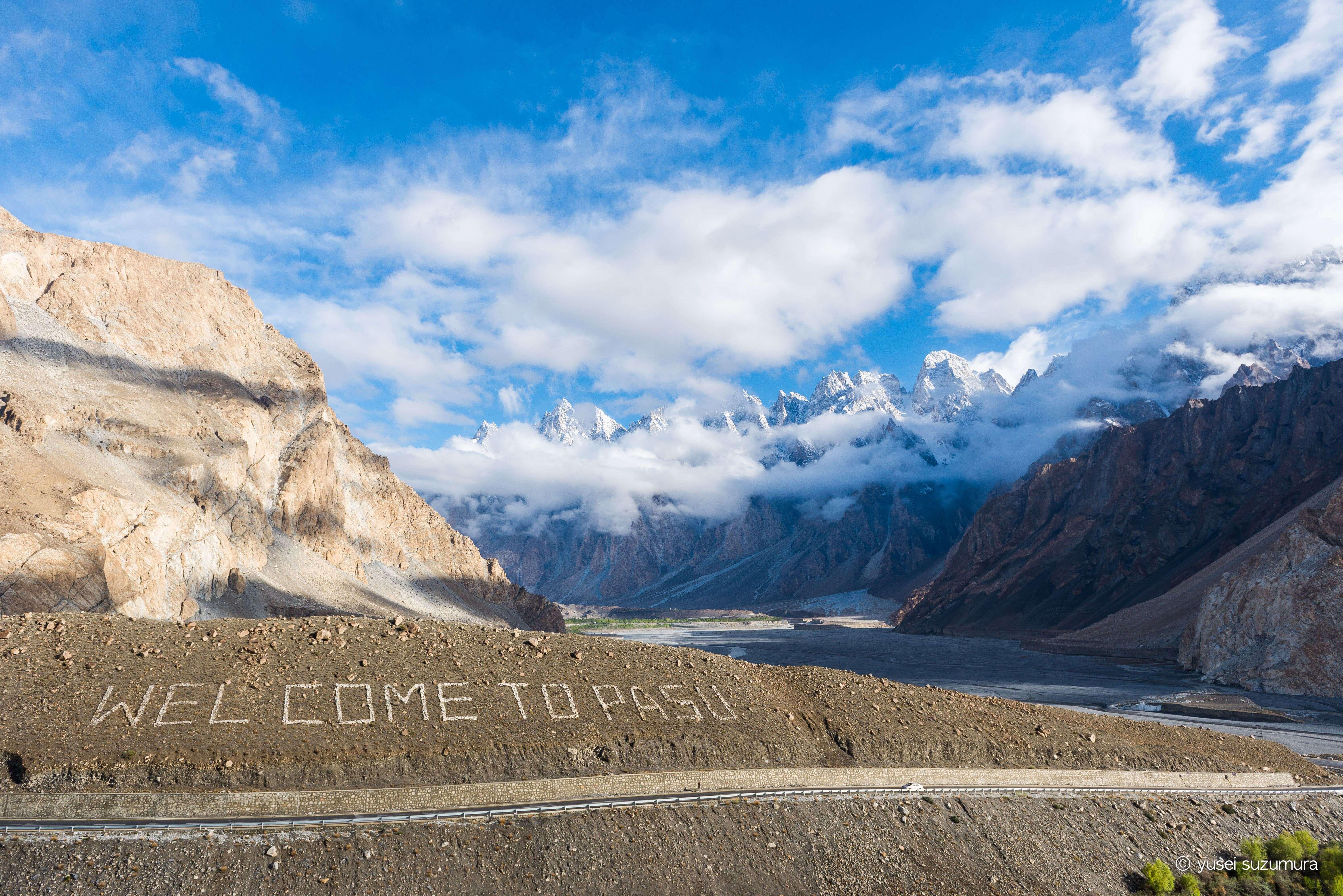 フンザからタシュクルガンへ。パキスタンから中国への地獄の国境越え