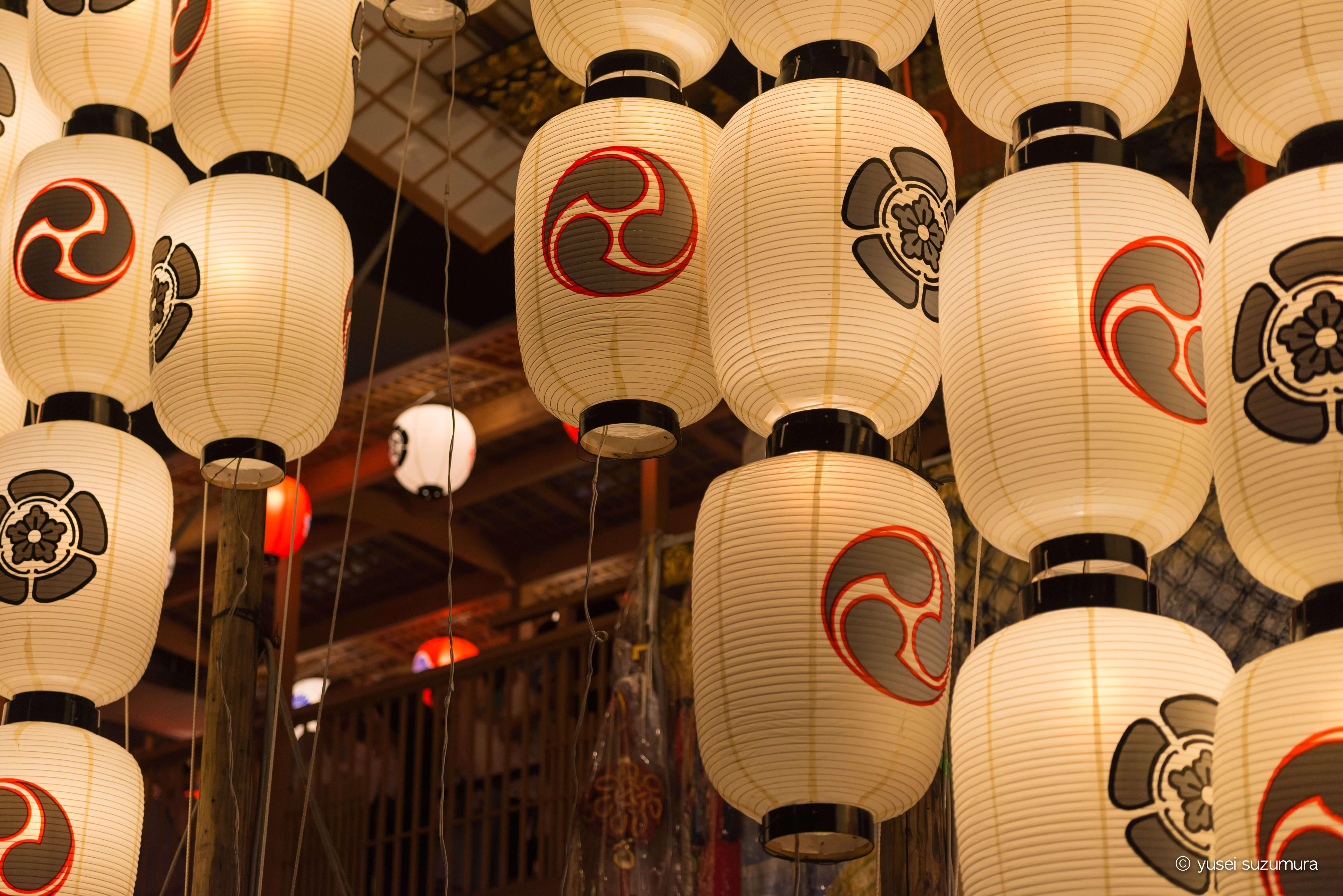 まさかの宮古島から京都へ。美ら海から伝統の祇園祭の宵山へ。