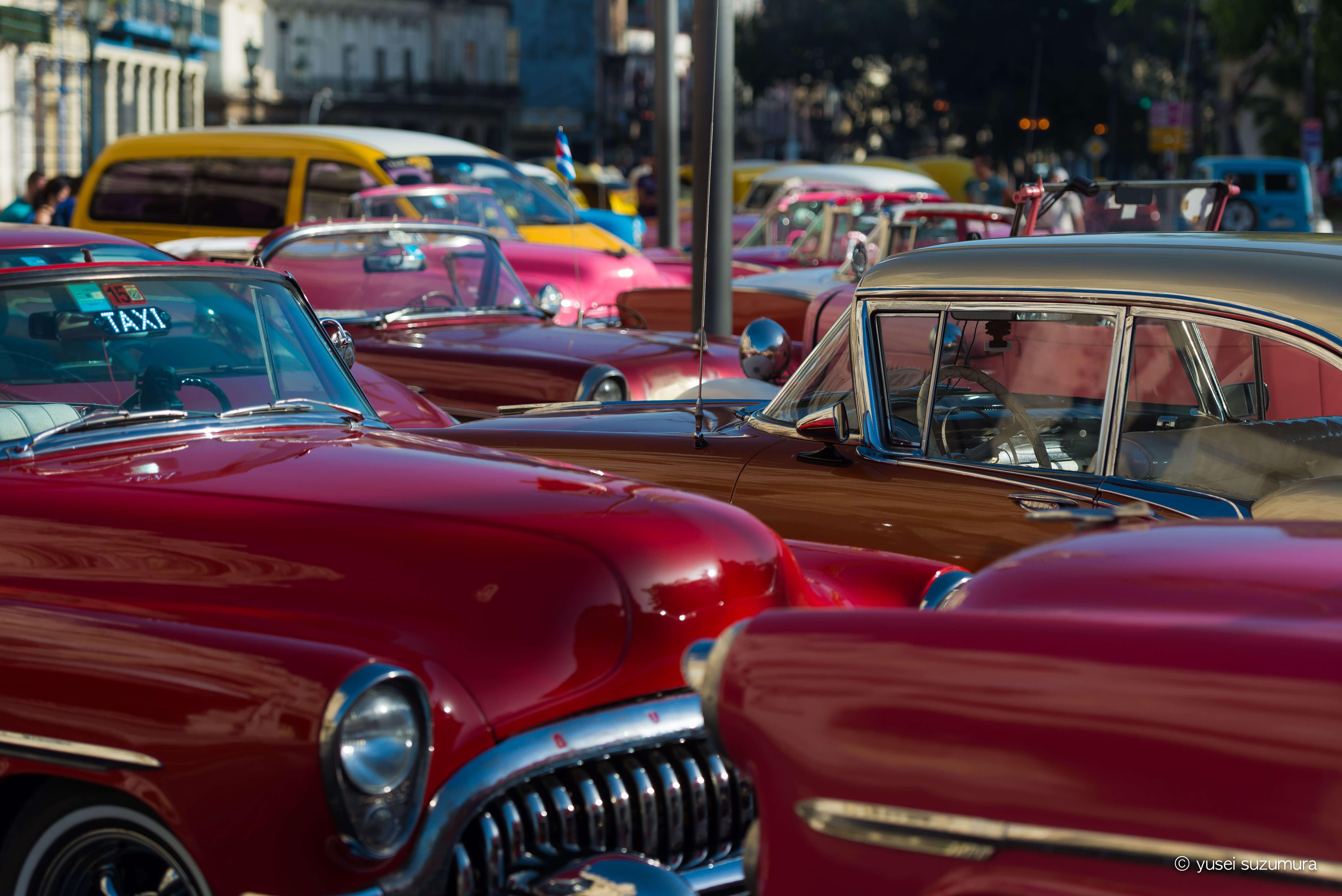 ハバナ観光!!ヘミングウェイのコヒマルとカバーニャ要塞の砲弾の儀式