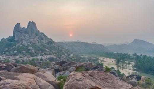 南インド・ハンピのおすすめ撮影スポットまとめと政府の規制がかなり厳しいので注意!