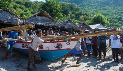 【ラマレラ村滞在記】ラマレラ村のミサとクジラ漁の勢いに驚く