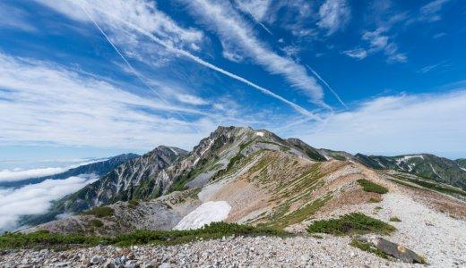 【白馬岳登山】白馬岳登頂から栂池自然園へ下山!